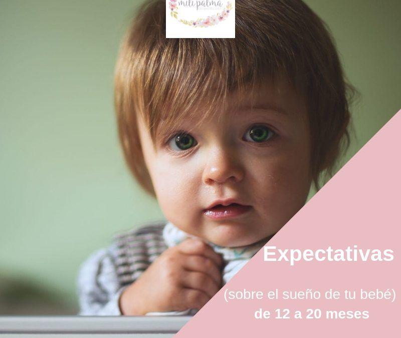 Expectativas ( Reales) sobre el Sueño de tu bebé de 12 a 20 meses – Parte II